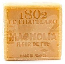 Voňavky, Parfémy, kozmetika Mydlo - Le Chatelard 1802 Soap Magnolia Tea Flower