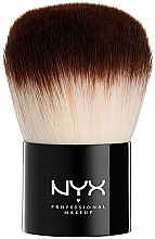 Voňavky, Parfémy, kozmetika Štetec kabuki - NYX Professional Makeup Pro Kabuki Brush