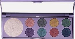Voňavky, Parfémy, kozmetika Paleta očných tieňov - Doll Face 9-Shade Face & Eye Palette