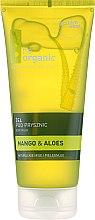 """Voňavky, Parfémy, kozmetika Sprchový gél """"Mango a aloe"""" - Be Organic Body Wash Mango & Aloes"""