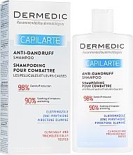 Voňavky, Parfémy, kozmetika Šampón proti lupinám - Dermedic Capilarte Shampoo