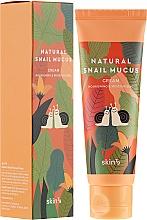 Voňavky, Parfémy, kozmetika Krém na tvár so slimákovým slizom - Skin79 Natural Snail Mucus Cream