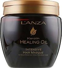 Voňavky, Parfémy, kozmetika Intenzívna maska na vlasy - L'anza Keratin Healing Oil Intesive Hair Masque