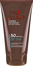 Voňavky, Parfémy, kozmetika Opaľovací krém-gél na telo - Piz Buin Hydro Infusion SPF 50
