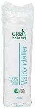 Voňavky, Parfémy, kozmetika Kozmetické vatové tampóny - Gron Balance