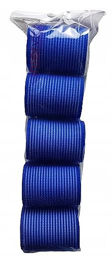 Natáčky na suchý zips 498788, 48 mm, modré - Inter-Vion