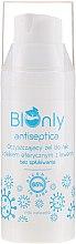 Voňavky, Parfémy, kozmetika Antibakteriálny gél na ruky s éterickým olejom levandule - BIOnly Antiseptica Antibacterial Gel
