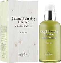 Voňavky, Parfémy, kozmetika Emulzia na obnovenie rovnováhy pokožky - The Skin House Natural Balancing Emulsion