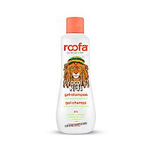 Voňavky, Parfémy, kozmetika Gél-šampón s aloe vera a panthenolom - Roofa Cool Kids Gel Shampoo