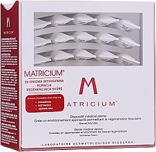 Voňavky, Parfémy, kozmetika Sérum na regeneráciu pokožky - Bioderma Matricium 30 Sterile 1ml Single Doses Skin Tissue Regeneration Serum