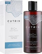 Voňavky, Parfémy, kozmetika Pánsky šampón a booster na posilnenie vlasov  - Cutrin Bio+ Energy Boost Shampoo For Men
