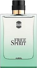 Voňavky, Parfémy, kozmetika Ajmal Free Spirit - Parfumovaná voda