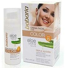 Voňavky, Parfémy, kozmetika BB krém - Babaria Aloe Vera BB Cream SPF15