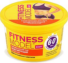 Voňavky, Parfémy, kozmetika Masážný scrub na telo, modelujúci, tropický - Fito Kosmetik Fitness Model
