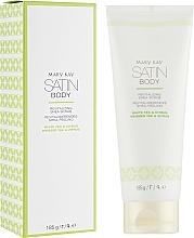 Voňavky, Parfémy, kozmetika Obnovujúci telový peeling s bambuckým maslom - Mary Kay Satin Body
