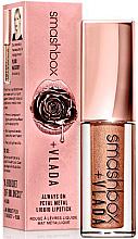 Voňavky, Parfémy, kozmetika Tekutý matný rúž - Smashbox Vlada Be Legendary Petal Metal Liquid Lip