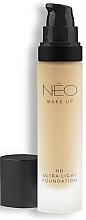 Voňavky, Parfémy, kozmetika Ultraľahký make-up - NEO Make Up HD Ultra Light Foundation