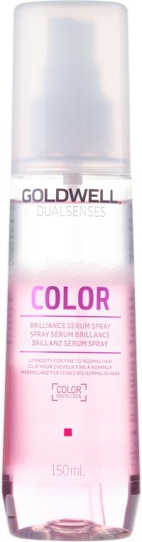 Sérum-sprej pre lesk farbených vlasov - Goldwell Dualsenses Color Brilliance Serum Spray