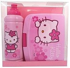 Voňavky, Parfémy, kozmetika Sada - Disney Hello Kitty (Bidon/425 ml + lunch box)