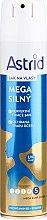 Voňavky, Parfémy, kozmetika Lak na vlasy megaefektívny účinok - Astrid Hairspray Mega Potent Effect