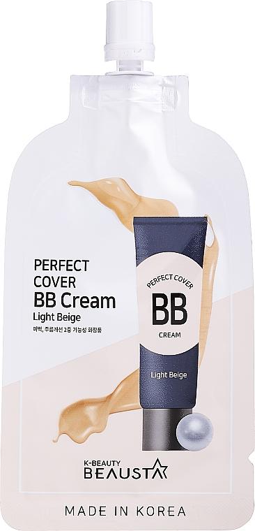BB krém na tvár - Beausta Perfect Natural BB Cream