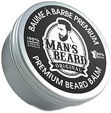 Voňavky, Parfémy, kozmetika Prémiový balzam na bradu - Man's Beard Premium Beard Balm