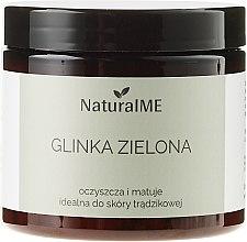 """Voňavky, Parfémy, kozmetika Prírodná hlinka """"Zelená"""" - NaturalME"""