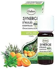 """Voňavky, Parfémy, kozmetika Zmes organických éterických olejov """"Energia"""" - Galeo Organic Essential Oil Synergy Vitality"""