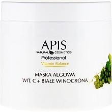 Voňavky, Parfémy, kozmetika Alginátová maska na tvár - APIS Professional Vitamin-Balance Algae Mask