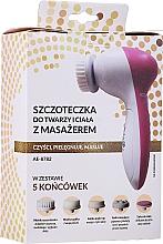 Voňavky, Parfémy, kozmetika Kefa na tvár a telo s masážnym nadstavcom - Gly Skin Care