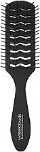 Voňavky, Parfémy, kozmetika Hrebeň na vlasy - Waterclouds Black Brush No.22