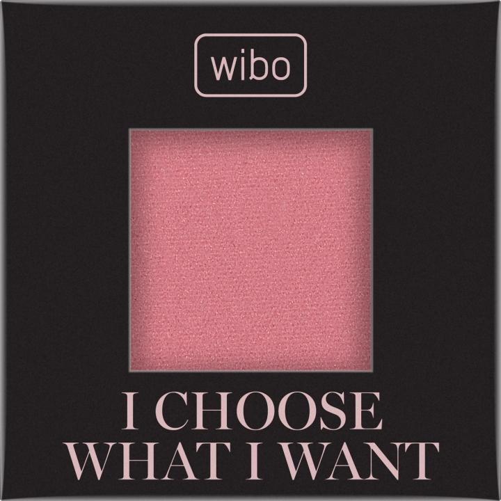 Lícenka na tvár - Wibo I Choose What I Want Blusher (náhradná jednotka)