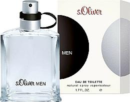 Voňavky, Parfémy, kozmetika S.Oliver Men - Toaletná voda