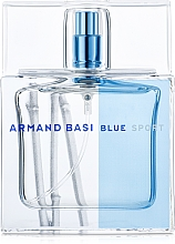 Voňavky, Parfémy, kozmetika Armand Basi Blue Sport - Toaletná voda