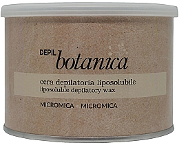 Voňavky, Parfémy, kozmetika Depilačný vosk v nádobke - Trico Botanica Depil Botanica Micromica