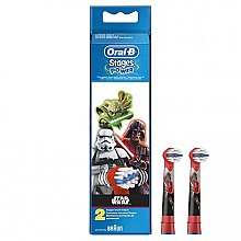 Voňavky, Parfémy, kozmetika Náhradné hlavice do elektrickej zubnej kefky - Oral-B Star Wars