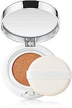 Voňavky, Parfémy, kozmetika Kompaktná tonálna tekutina v pórovitej podložke - Lancome Miracle Cushion SPF23 PA++
