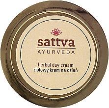 Voňavky, Parfémy, kozmetika Denný krém s bylinkami - Sattva Ayurveda Herbal Day Cream