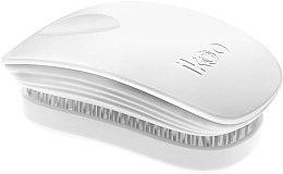 Voňavky, Parfémy, kozmetika Kefa na vlasy - Ikoo Pocket White Brush