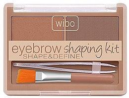 Voňavky, Parfémy, kozmetika Sada pre dekoráciu obočie - Wibo Eyebrow Shaping Kit