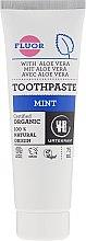 "Voňavky, Parfémy, kozmetika Zubná pasta ""Mäta"" - Urtekram Mint Toothpaste"