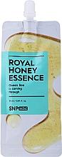 Voňavky, Parfémy, kozmetika Výživná pleťová esencia s extraktom z medu - SNP Royal Honey Essence