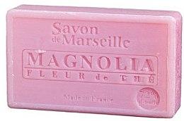 """Voňavky, Parfémy, kozmetika Prírodné mydlo """"Kvet magnólie a čaju"""" - Le Chatelard 1802 Soap Magnolia and Tea Flowers"""