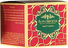 Voňavky, Parfémy, kozmetika Nočný krém na tvár - Alona Shechter Night Cream
