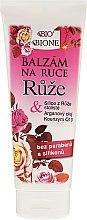 """Voňavky, Parfémy, kozmetika Balzam na ruky """"Ruža"""" - Bione Cosmetics Rose Hand Balm"""