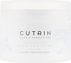 Voňavky, Parfémy, kozmetika Zjemňujúca maska pre citlivú pokožku hlavy - Cutrin Vieno Sensitive Deep Soothing Care
