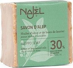 Voňavky, Parfémy, kozmetika Mydlo Aleppo - Najel Savon D'alep Aleppo Soap 30 %