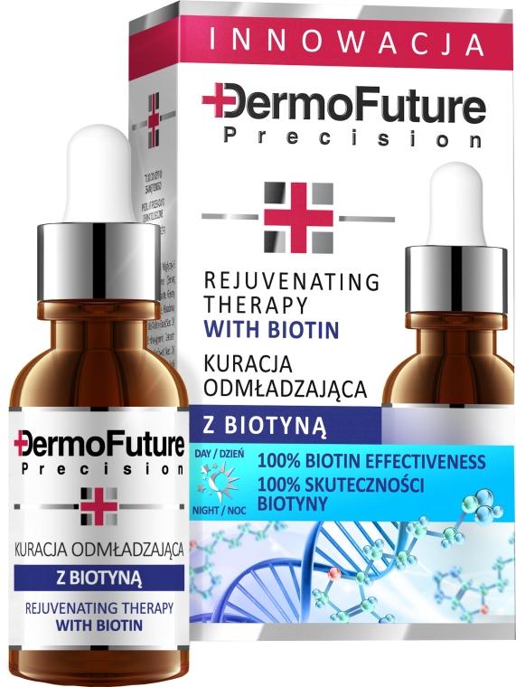 Omladzujúci prípravok s biotínom - DermoFuture Rejuvenating Therapy With Biotin