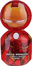 Voňavky, Parfémy, kozmetika Detský sprchový gél - Corsair Marvel Avengers Iron Man Bath&Shower Gel