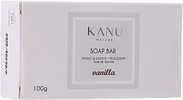 "Voňavky, Parfémy, kozmetika Kusové mydlo ""Vanilka"" na ruky a telo - Kanu Nature Soap Bar Vanilla"